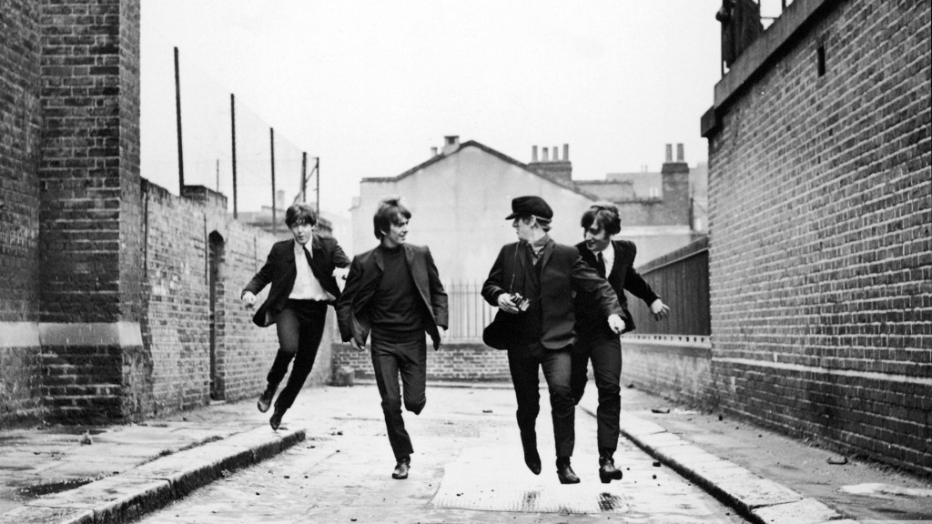 the_beatles_running-LOMO_style_photography_Works_Desktop_1920x10801